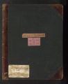 Correspondence (Box 1, Volume 3)